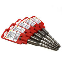 5.0mm x 110mm SDS PLUS MASONRY DRILL BIT BRICK CONCRETE TUNGSTEN CARBIDE TIP