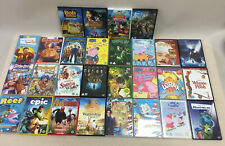 Job Lot of 28 Children's DVD Movies PG & U