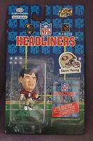 1996 NFL Corinthian Headliners Steve Young San Francisco 49ers