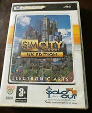 SIM City 3000 UK Edition PC CD Rom Spiel UK Verkäufer