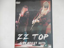 ZZ TOP -Greatest Hits- DVD