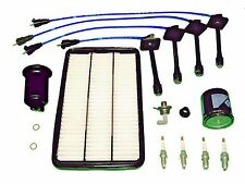 Tune Up Kit Toyota Camry 1997 to 2001 4 Cyl. 5SFE NGK WIRES NGK PLUGS FILTERS