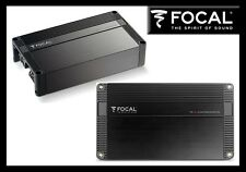 FOCAL FPX 4.800 EXPERT LINE, 4-CHANNEL D-CLASS PREMIUM AND POWERFUL, BRAND NEW