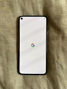 Manufacturer Refurbished Google Pixel 5 (128GB/Just Black) + Extras