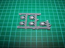 5 Space Marine Primaris Reivers Shoulder Pads (bits)