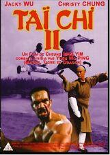 "RARE! DVD NEUF ""TAI CHI 2 II"" Jacky WU, Christy CHUNG / Cheung SING YIM"