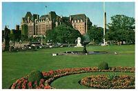 Lot 5 Empress Hotel Victoria BC Canada Postcard