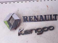 Monogramme hayon et capot moteur pour Kangoo express fourgon D65 de 1999