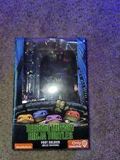 NECA Gamestop Exclusive Teenage Mutant Ninja Turtles Foot Soldier 7inch. Melee