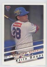 1995 Futera Australian Baseball Keith Gogos #49