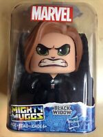 Marvel Black Widow Mighty Muggs, Hasbro, 3 Faces Action Figure #05  ** NEW**