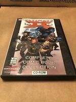 Ultimate X-men Complete Comic Collection on CD-ROM - Every Issue - Marvel Direct