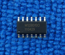 50pcs WS2801SO WS2801 ORIGINAL 3-Channel (RGB) Constant Current PWM LED Driver