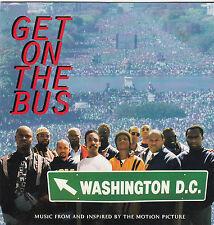 Get On The Bus-1996- Original Movie Soundtrack-14 Track-CD