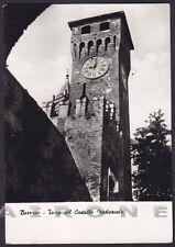 BOLOGNA BAZZANO 04 CASTELLO Cartolina FOTOGRAFICA
