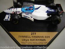 F1 1996 Tyrrell Yamaha 024 #18 Katayama - Onyx 277