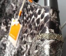 BOSS Orange oversized design women's silk 2 piece set  with side pockets size M