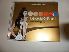 Cd   Lexy & K-Paul  ‎– ElectricKingdom