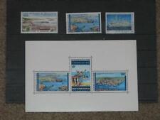 Ivory coast, Scott#`s are 392, 398-99 (Souvenir Sheet), 446, MNH