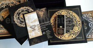 Nokia 8800 Gold Arte (Unlocked) Diamond Versace