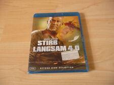 Blu Ray Stirb langsam 4.0 - Bruce Willis - 2007 - NEU/OVP