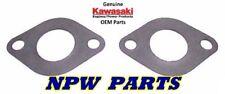 2 PACK OF GENUINE OEM KAWASAKI PART #11061-2215 INSULATOR GASKET;REP.11061-7015