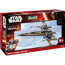 REVELL 06692 Star-Wars Poe's X-Wing Fighter™- Level 2 EasyKit