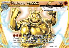 Pokemon Karte - Machamp BREAK TURBO 60/108 Holo, NM EN