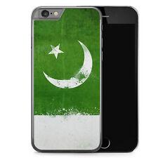 iPhone 6 6s Hard Case Hülle - Pakistan Grunge Motiv Design Schutz Cover Schale