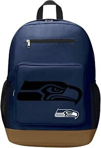 "NFL Seattle Seahawks ""Playmaker"" Backpack, 18"" x 5"" x 13"""