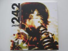 FRONT 242 FRONT242 MOMENTS BOXSET ALFA MATRIX AM2120DCD VERY VERY GOOD CONDITION