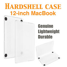 Stylish Hardshell Hard Case Protective Clear Cover for Apple MacBook 12-inch