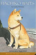 Hachiko Waits: Based on a True Story by Lesla Newman