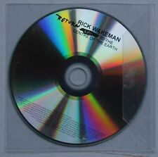 Rick Wakeman Return To The Centre Of The Earth Adv CD-Acetate