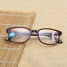 Progressive Multifocal Lens Blue Film Anti-radiation Reading Glasses +1.0 - +4.0