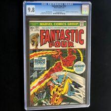 Fantastic Four #131 (1973) 💥 CGC 9.8 💥 HIGHEST GRADED - 1 of 27! Marvel Comic