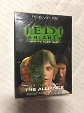 Star Wars Jedi Knights CCG TCG The Alliance 60-card Starter Deck For Game