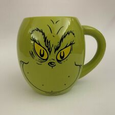 Vandor Merry Grinchmas Dr Seuss Green Grinch Coffee Cup Mug Cindy Lou Who & Max