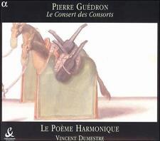 Pierre Guédron: Le Consert des Consorts, New Music