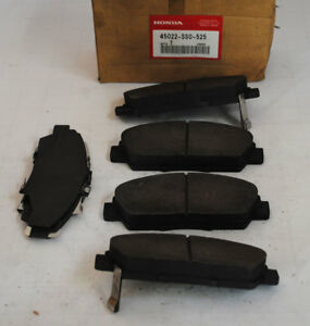 Original Honda Kit Pastillas de Freno Delantero Accord V Prelude IV 45022SS0525