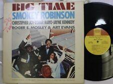 Soundtrack Lp Smokey Robinson Big Time On Tamla