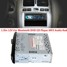 5014BT 1Din Car Bluetooth DVD CD Player Remote Control MP3 FM Audio Radio 60WX4