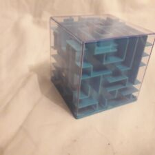 3D Cube Box Money Maze Bank Puzzle Coin Saving Cash Kids Christmas Gift Toy