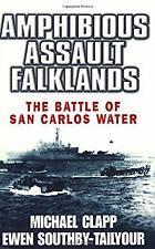 Amphibious Assault Falklands by MICHAEL CLAPP, EWEN SOUTHBY-TAILYOUR
