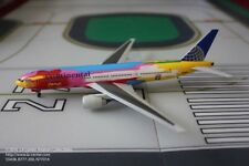 Dragon Wings Continental Airlines Boeing 777-200 Peter Max Diecast Model 1:400
