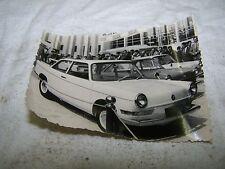 vieille photo de BMW Auto Oldtimer Foire photo
