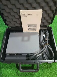 Extron RGB 202xi Universal Analog System Interface with Travel Case