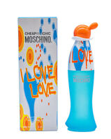 I Love Love by Moschino 3.4 oz EDT Perfume for Women New In Box