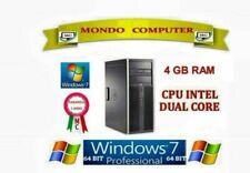 Desktop PC Intel Core 2 RAM 4 GB