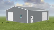 Steel Building 36x40 Simpson Metal Building Kit Garage Workshop Barn